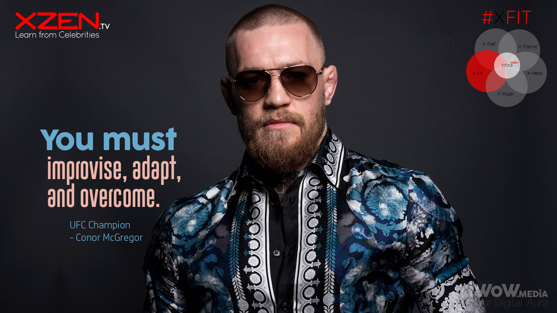 XFIT Conor McGregor