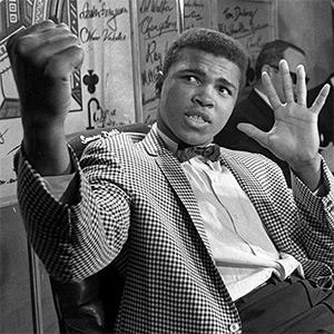 X-Style: Muhammad-Ali