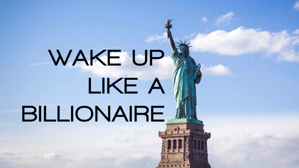 X-Mind: WAKE UP LIKE A BILLIONAIRE