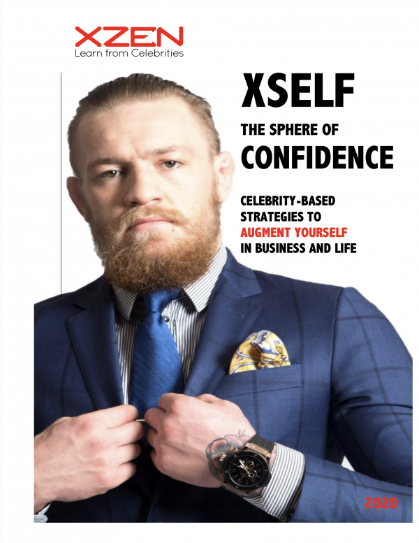X-Self - The SPHERE of Confidence - Book Cover