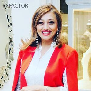 X-factor Coach Shalini Arora Kochhar