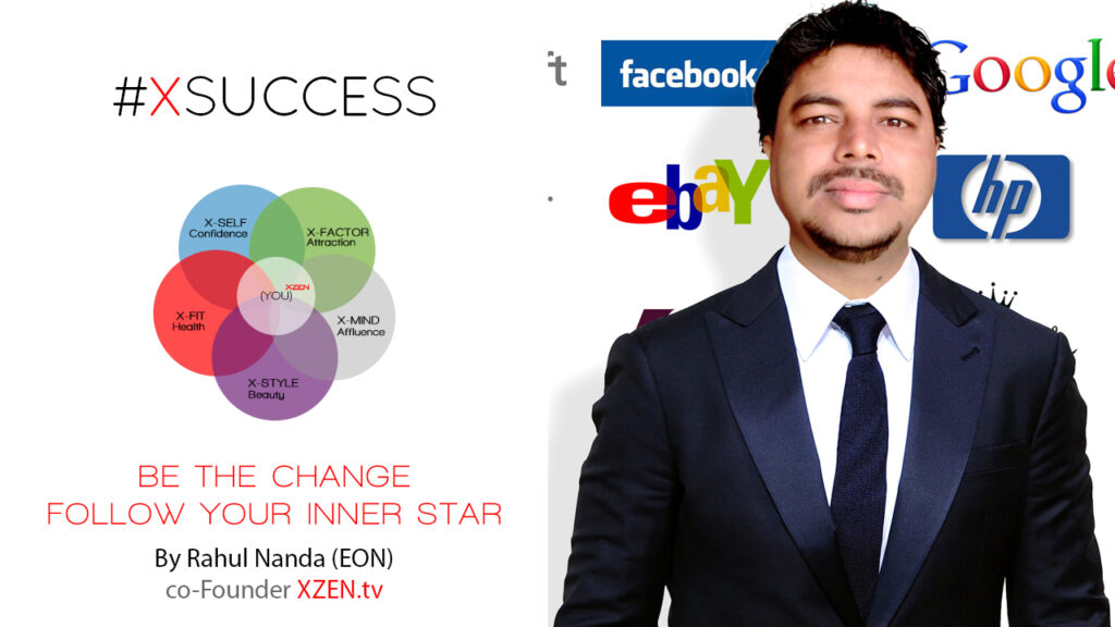 X-SUCCESS - BE THE CHANGE
